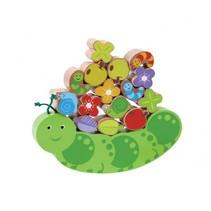 evenwichtsspel Caterpillar 17-delig