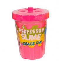 vuilnisemmer 400 gram slijm 13,5 cm roze