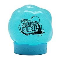 Slimy Mega Bubble 12 cm blauw