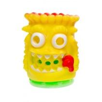 Slime Monster 7 cm geel
