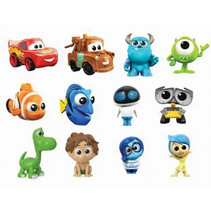 mini-speelfiguur Disney Pixar 6 cm