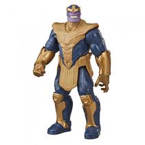 actiefiguur Avengers Thanos jongens goud/blauw