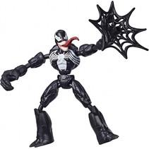 Spider-Man Bend And Flex Venom 15 cm actiefiguur