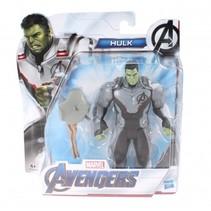 Avengers Hulk 15 cm grijs