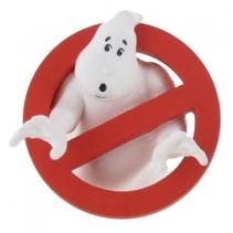 speelfiguur Ghostbusters: Logo 5 cm rood/wit