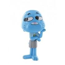 speelfiguur Gumball: Nicole 6 cm blauw
