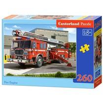 legpuzzel Fire Engine 260 stukjes