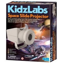 Kidzlabs diaprojector ruimte bouwpakket