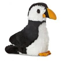 knuffel Mini Flopsie papegaaiduiker 20,5 cm
