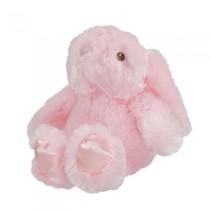 knuffelkonijn meisjes 20 cm polyester roze