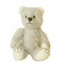 knuffelbeer Miniatuur Teddy Belle 9 cm pluche wit