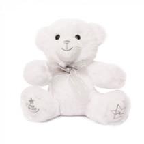 teddybeer Little Star junior 15 cm polyester wit