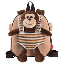 Reversible Backpack Max Monkey 1,6 liter bruin