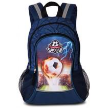rugzak Tournament Soccer 10 liter blauw