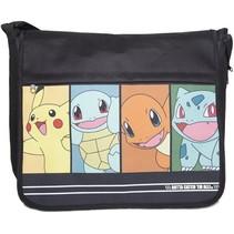 schoudertas Pikachu 14 liter multicolor