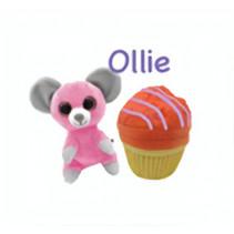knuffel Sweet Pups - Ollie 25 cm pluche oranje