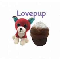 Sweet Pups Muffin Surprise Lovepup junior 25 cm