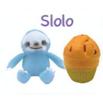 Sweet Pups Muffin Surprise Slolo junior 25 cm