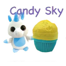 Sweet Pups Muffin Surprise Candy Sky junior 25 cm