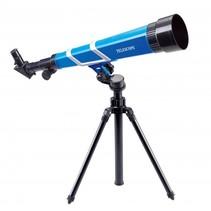 telescoop 21 x 56 x 8,5 cm blauw/zwart