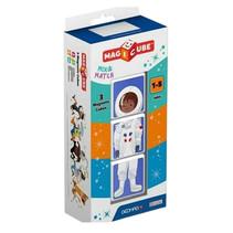 speelset MagiCube Jobs 4,5 x 20 x 9 cm 3-delig