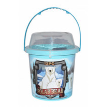 speelset Polar Bear junior 12-delig