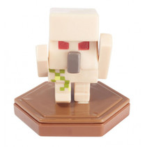 speelfiguur Minecraft Earth Boost junior 5 cm beige/bruin