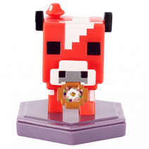 speelfiguur Minecraft Earth Boost junior 5 cm rood/wit