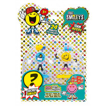 Smiley Blister (boos) 3 figuurtjes