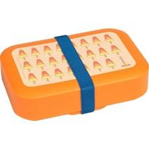 broodtrommel ijsco 1 liter oranje