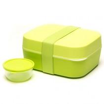 lunchbox 3-in-1 groen
