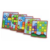 vormenspel Creative Pins junior set B 50-delig