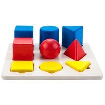 leerspel geometrisch 21 cm