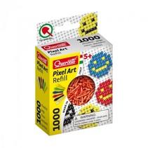 Pixel Art aanvuldoos rood diameter 4 mm 1000-delig
