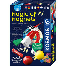 experimenteerset Magic of Magnets staal 23-delig