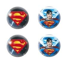 Magneten Superman glas 2,5 cm