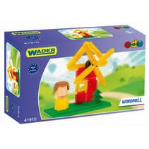 bouwblokken Needle Blocks molen junior