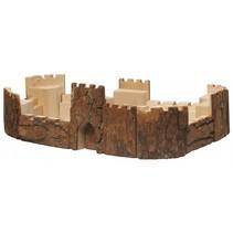 kasteelblokken schorshout 30 cm