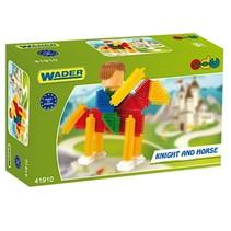 bouwblokken Needle Blocks Knight and Horse