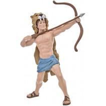 speelfiguur Hercules jongens 12,7 cm beige/bruin/blauw