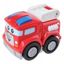 Mega Bloks brandweerwagen Freddy 3-delig