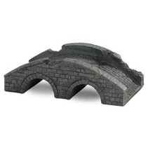 speelset Civil War Bridge junior 6,5 cm grijs