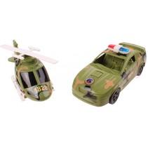 speelset Military Series groen 2-delig