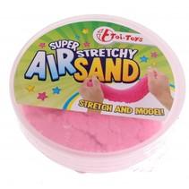 stretchy zand roze 9 cm