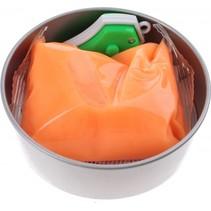 Smart Putty UV reactive 8 cm oranje
