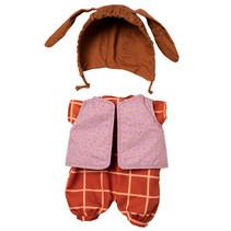 outfit Baby Stella meisjes 38 cm textiel 3-delig