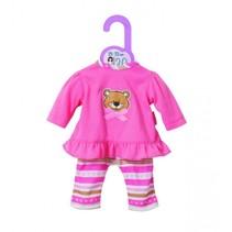 pyjama 30 cm roze