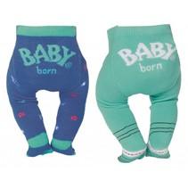 maillots Trend 43 cm dubbelverpakking groen/blauw