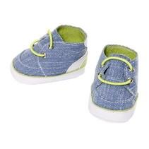 Sneakers blauw 6,5 x 3 x 4 cm