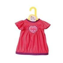 nachthemd rood 18 cm